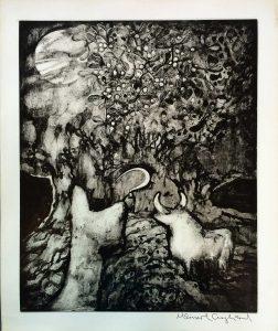 The Oak and the Mistletoe – $1200