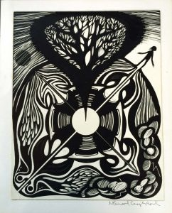 Tree at the Crossroads – $1200