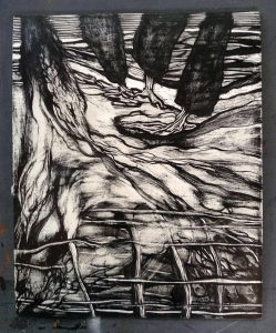 Trees in the River Styx – $1200